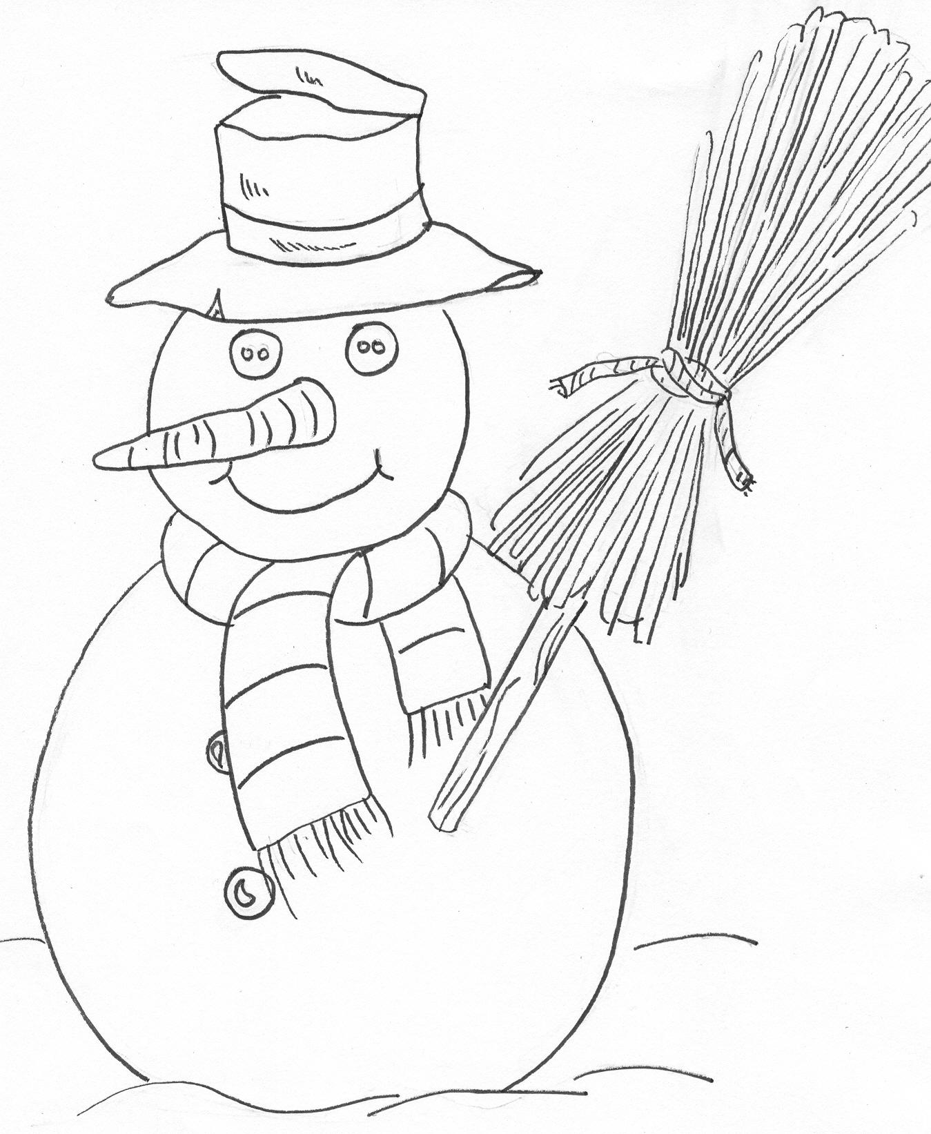 Petites observations automobiles poa un regard - Bonhomme de neige decoration exterieure ...